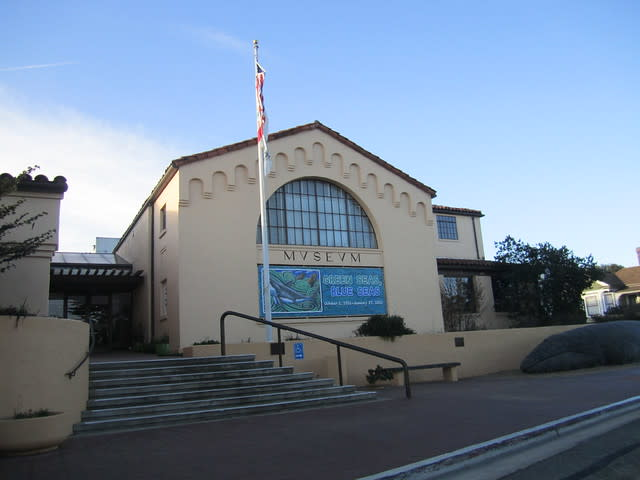 Pacific Grove Museum of Natural History, California