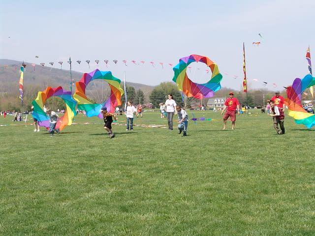 Blue Ridge Kite Festival