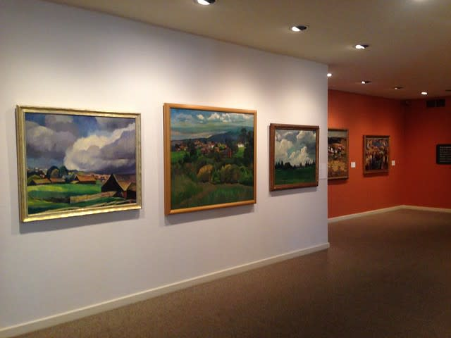 """""""MMA Pacific Street Reimagined"""" at the Monterey Museum of Art"""