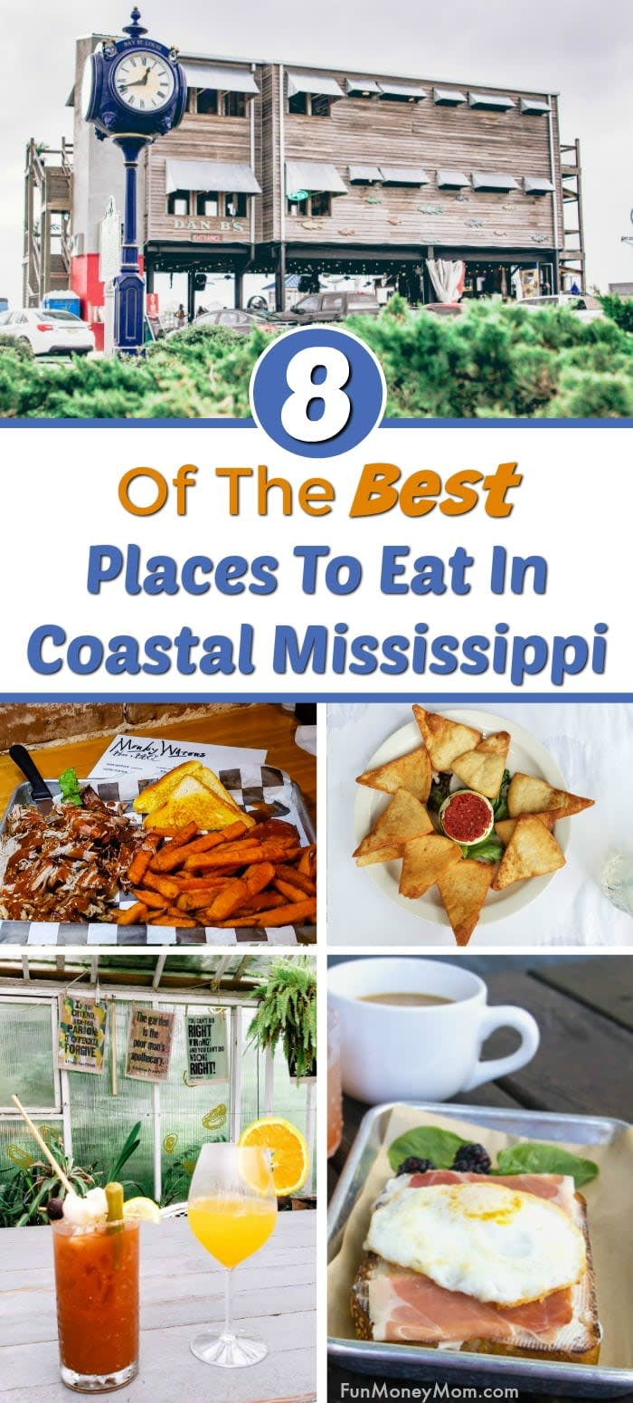Best Places To Eat In Coastal Mississippi