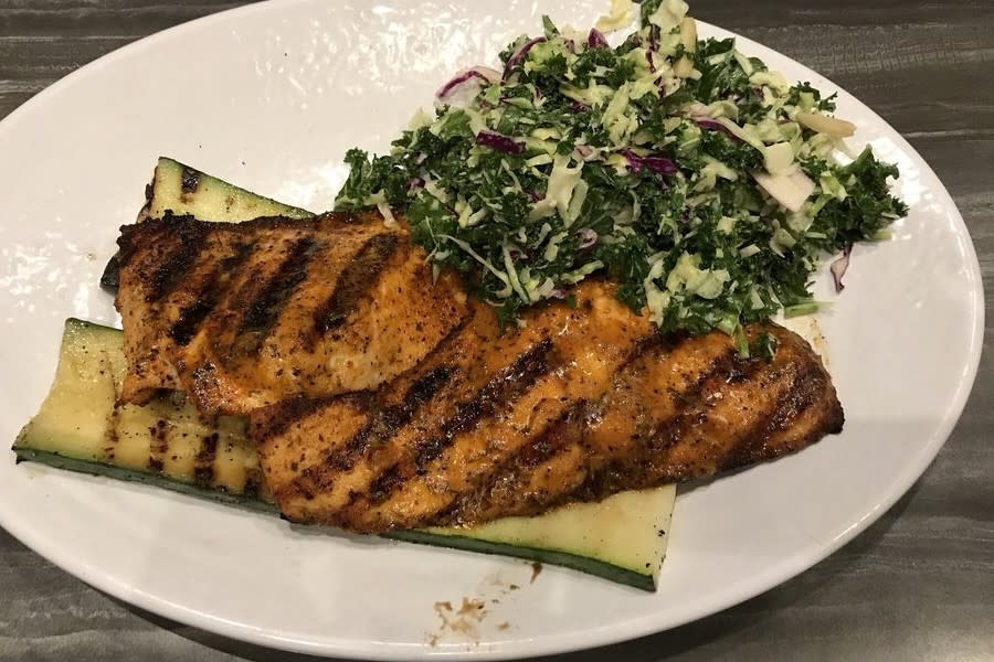 Grilled Fish from California Fish Grill in Irvine CA