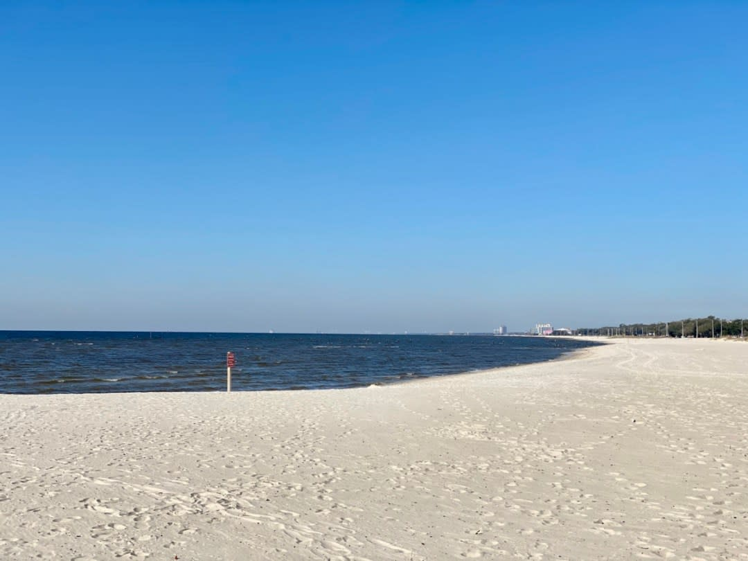 Biloxi Beach - Discover Coastal Mississippi's African American Heritage