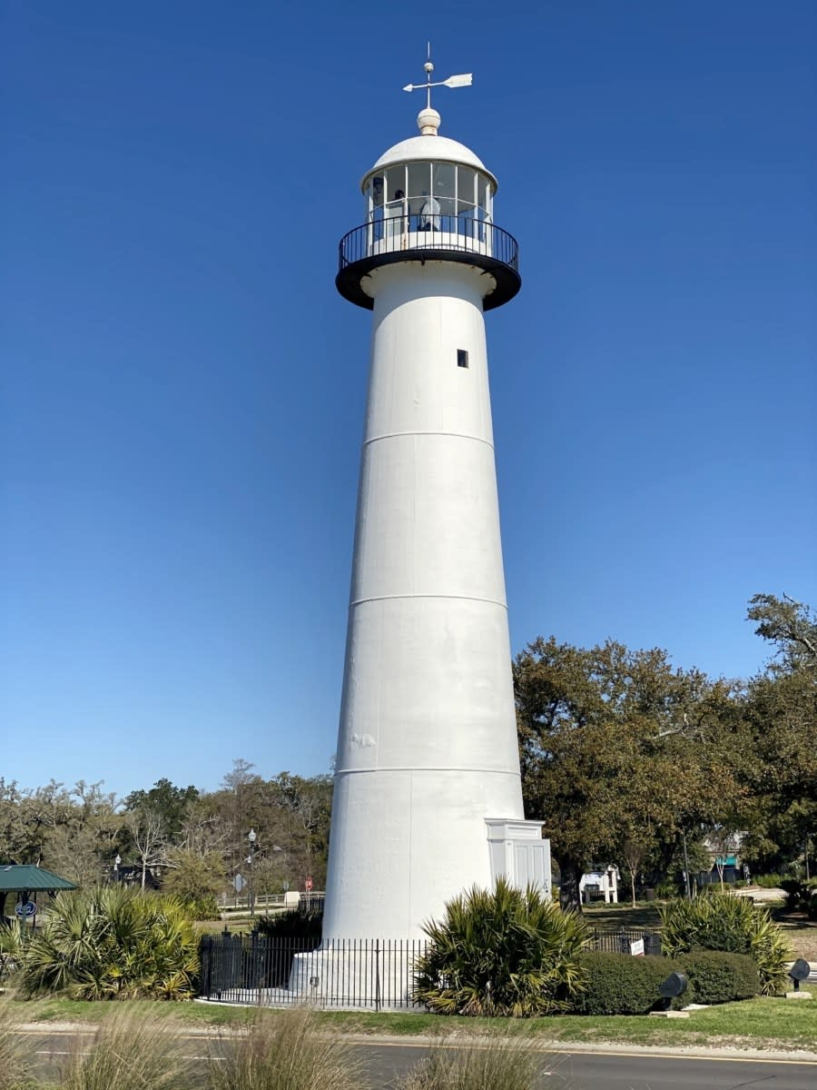 Biloxi Lighthouse - Discover Coastal Mississippi's African American Heritage