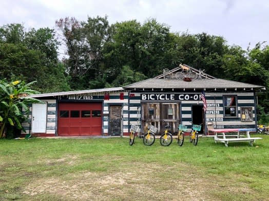bicycle co-op louisiana northshore