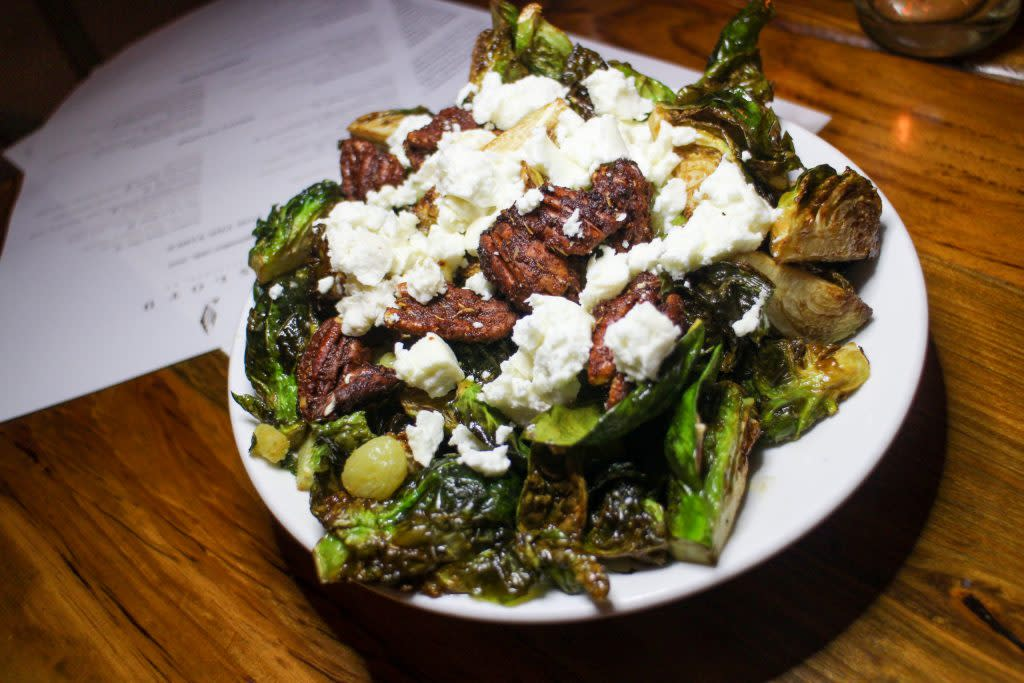 crispy brussel sprouts oxlot 9 louisiana northshore