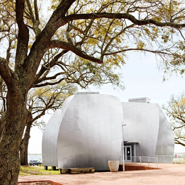 Ohr-O'Keefe Museum of Art in Biloxi, MS