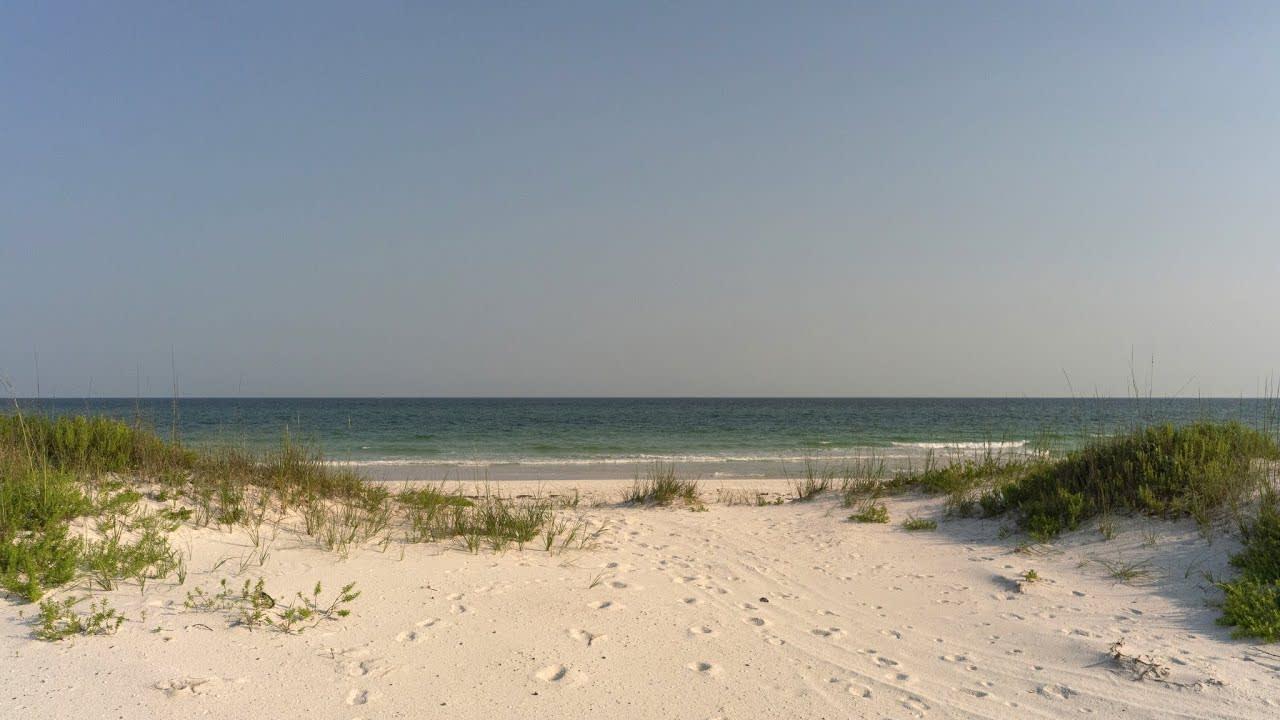 Virtual Florida - 360° of Pensacola Beach at Sunset
