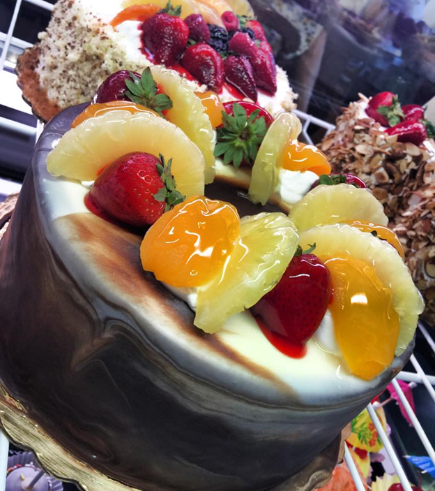 Fruit Cup From Fiction Coffee Las Colinas