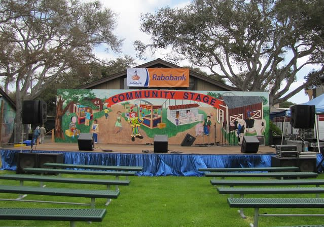 Community Stage at the Monterey County Fair