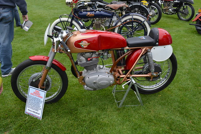 Quail Motorcycle Gathering 2015