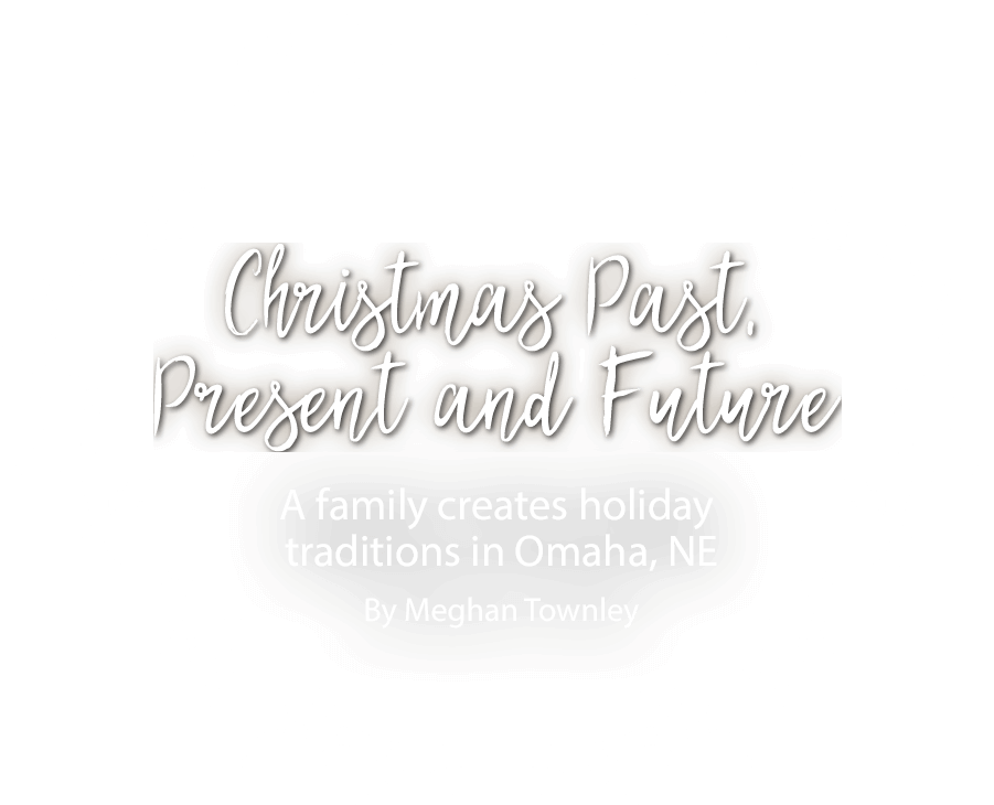 Christmas Past, Present and Future