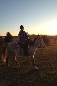 Horseback riding in the Finger Lakes