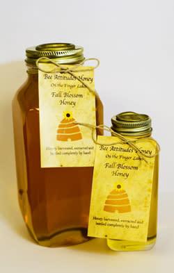 Bee Attitudes Honey for Valentine's Day