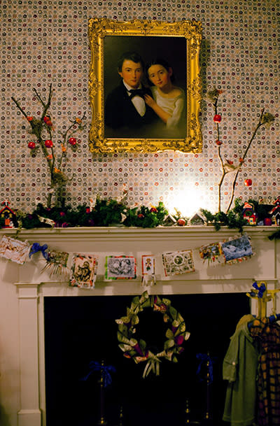Seward House Museum - Holiday Traditions