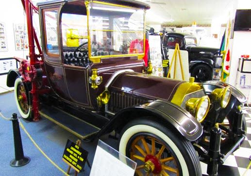 International Recovery & Towing Museum
