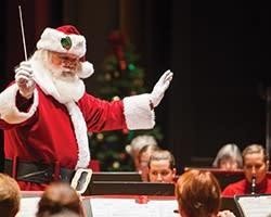 Santa directing small
