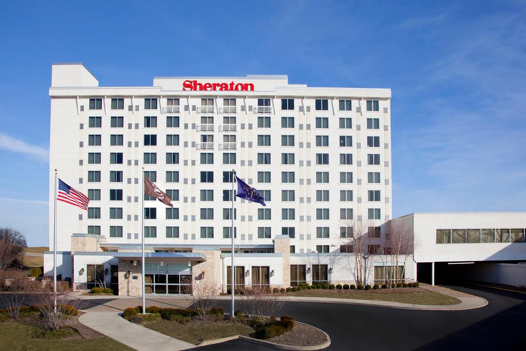 Sheraton Louisville Riverside Daytime LRA