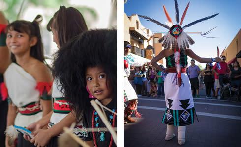 Cachini Puebloans