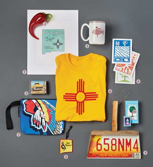 FT Gift Guide Fun Stuff Numbered