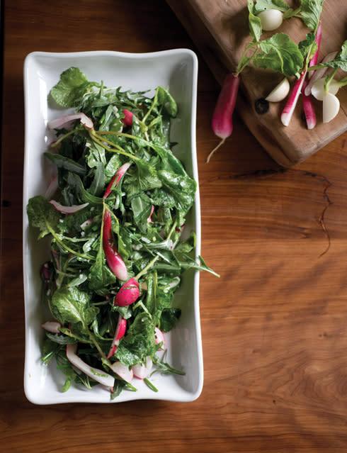Tasting Lospoblanos A Radish Salad