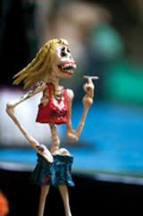 SmokingCalavera