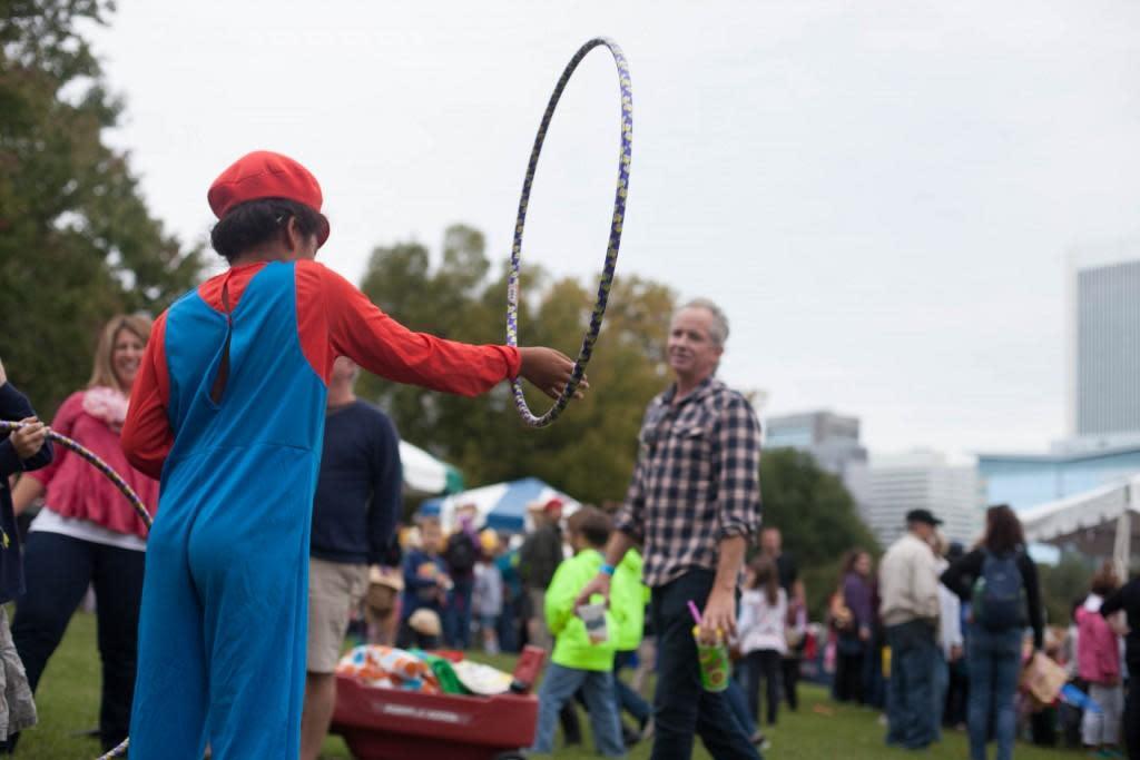 richmond folkfest