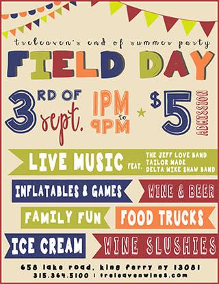 Treleaven Field Day