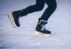 Ice on the Landing