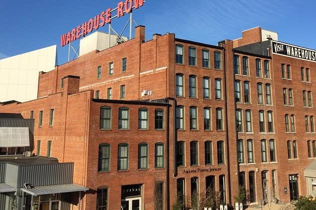 Warehouse Row Chattanooga