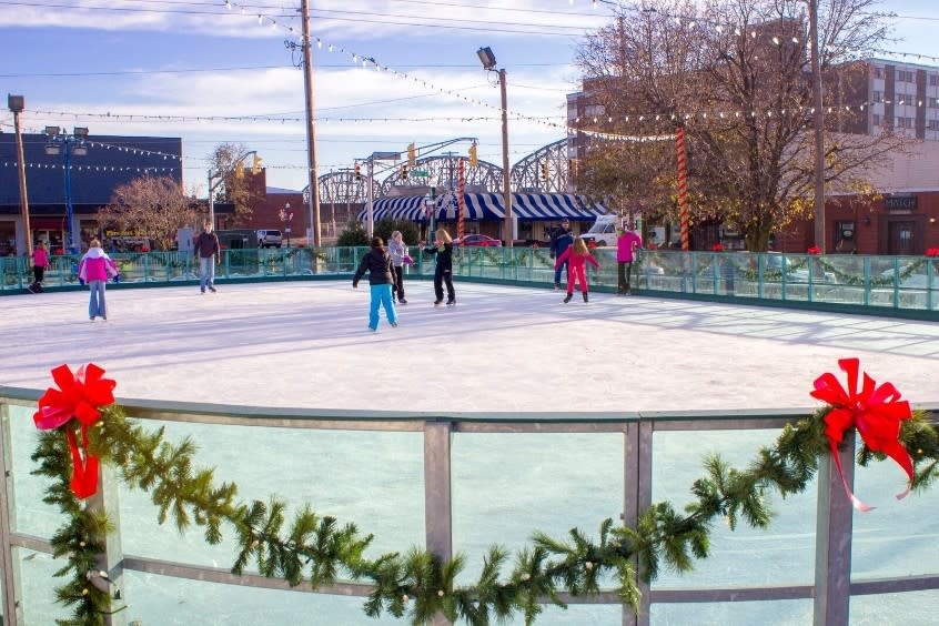 Jeff ice rink small