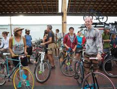 Railyard Bikes
