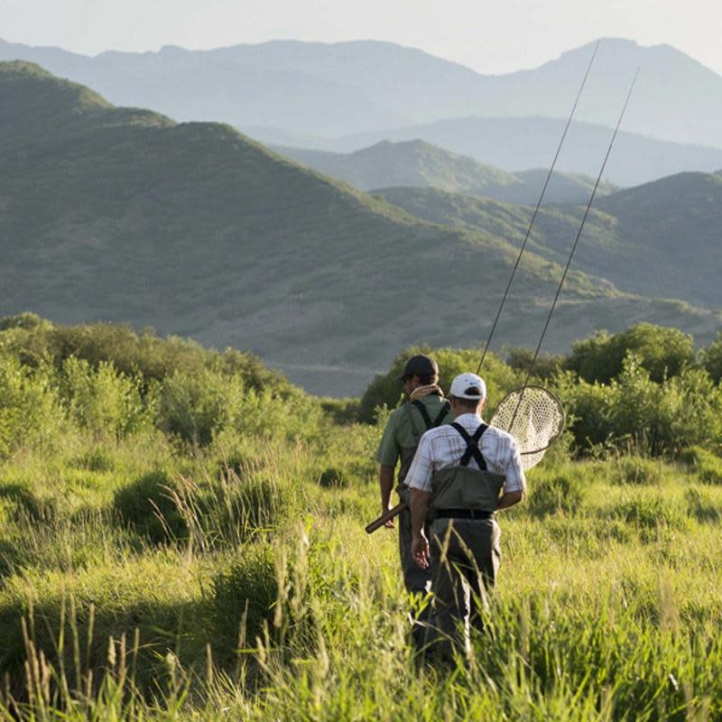 Fly fisherman journey to their favorite Park City fishing spot