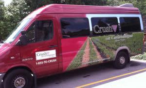 Crush on Canandaigua - Finger Lakes Wine Tours