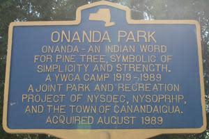 Onanda Park - Canandaigua, Finger Lakes