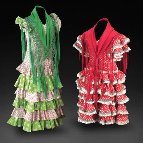 FLAMENCO Childrens Feria Dresses