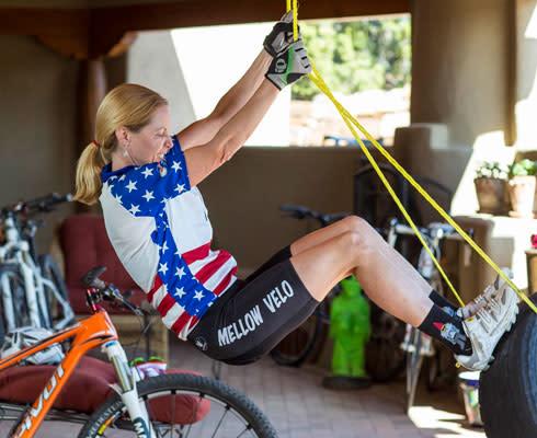 Stephanie Kyser Workout