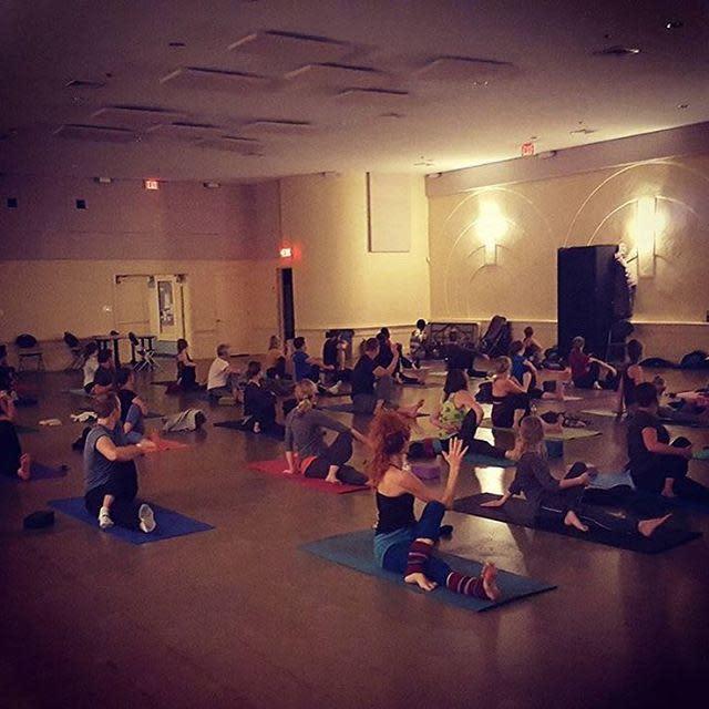 project yoga richmond