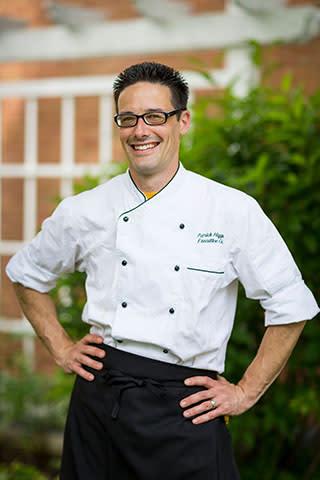 Patrick Higgins - Executive Chef - Aurora Inn