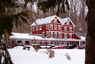 Springside Inn Winter Getaway