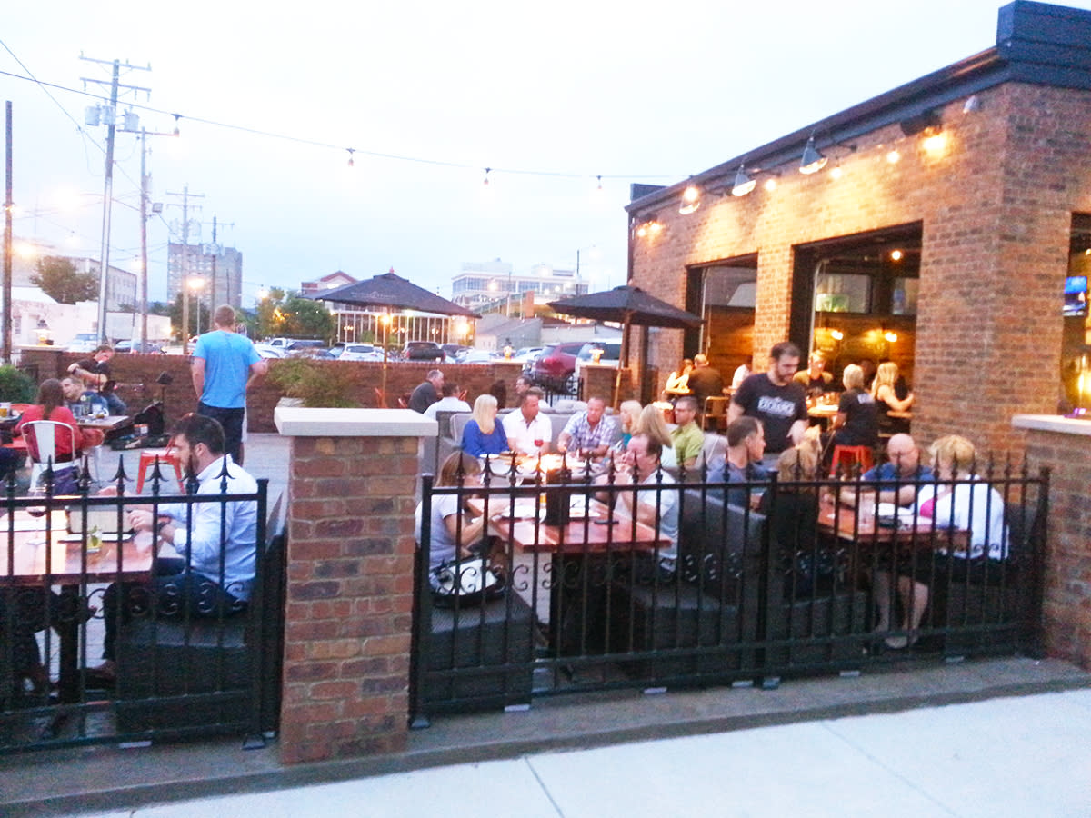 New Albany Dining ExchangePatio