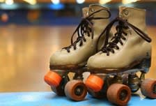 Reva Rollerdrom, Rollerskating in the  Finger Lakes