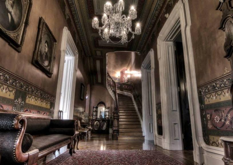 Haunted inside Culbertson