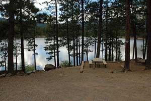 Morphy Lake Campsitephotos