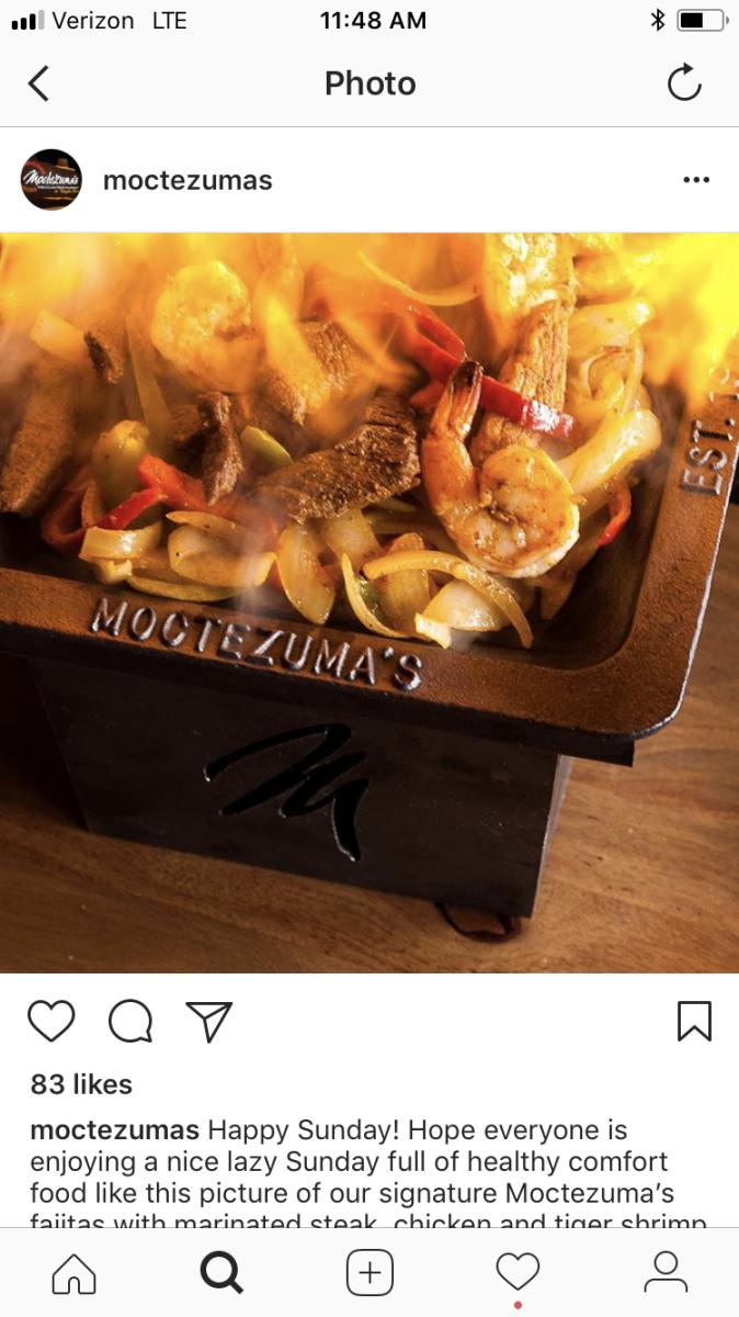 Moctezuma Instagram