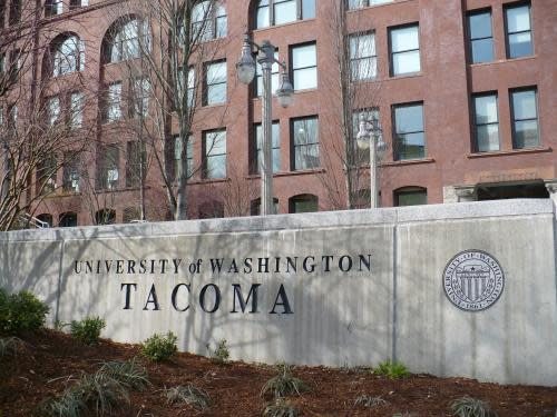 University of Tacoma Brick