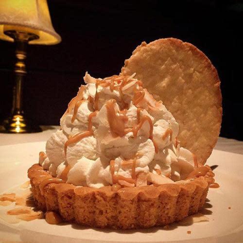 Coconut Cream Pie Capital Grille