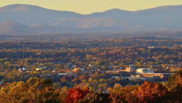 Charlottesville Fall