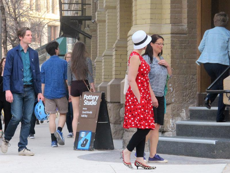 First Fridays in the Exchange District