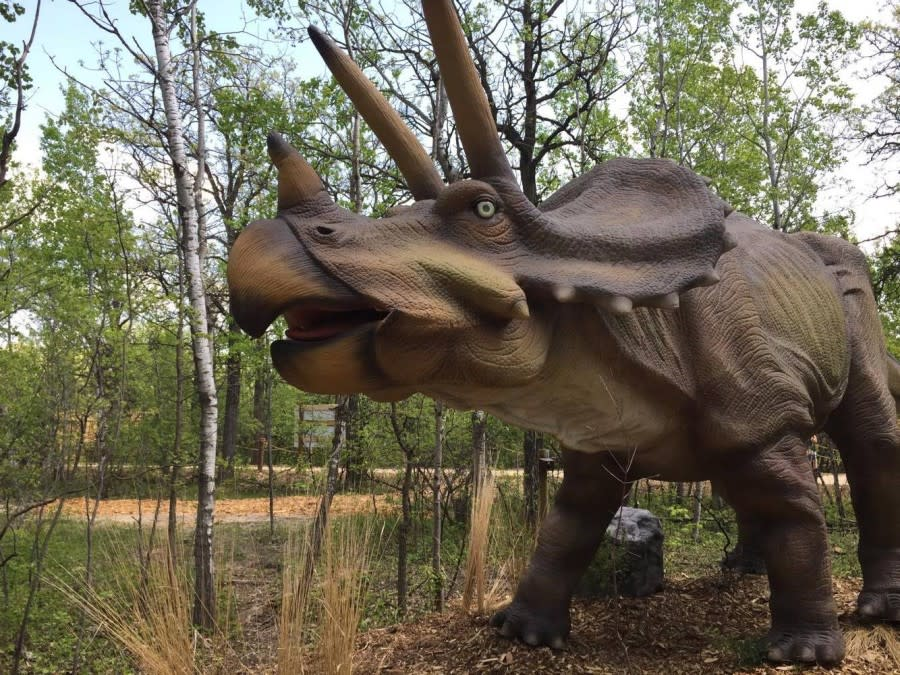 Dinosaurs Alive! at Assiniboine Park Zoo