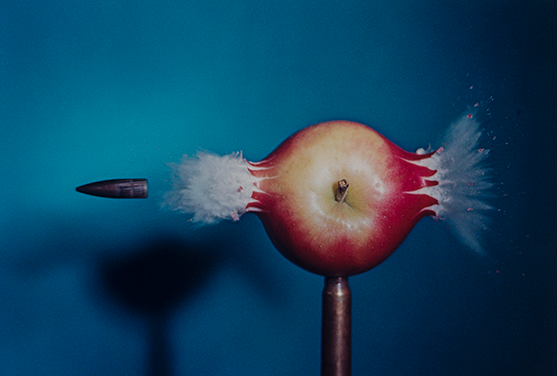 The Man Who Made Time Stand Still - The Photographs of Harold Edgerton at the Winnipeg Art Gallery